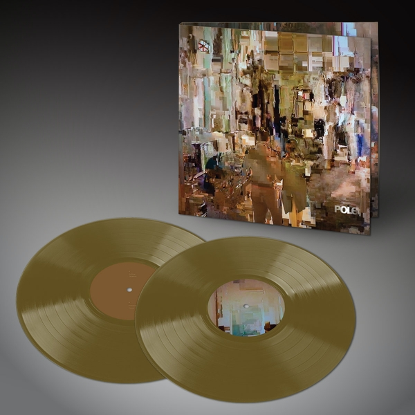 Pole - Fading Limited Edition Gold Vinyl
