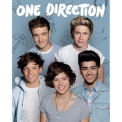 One Direction Group Mini Poster