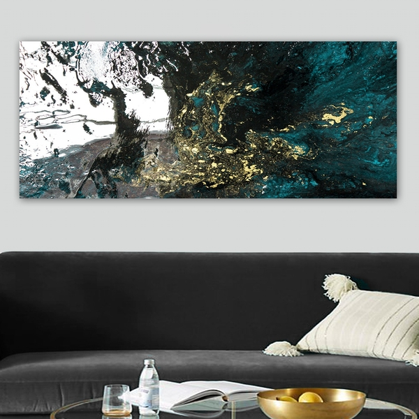 YTY629662394_50120 Multicolor Decorative Canvas Painting