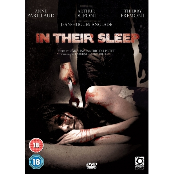 In Their Sleep DVD
