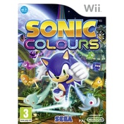 Sonic Colours Game Wii