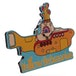 Funky Beatles Yellow Submarine Wall Clock - Image 2