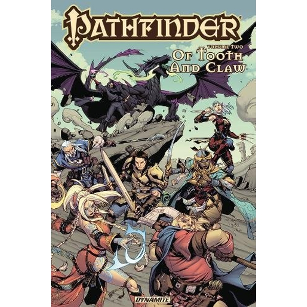 Pathfinder, Volume 2: Of Tooth & Claw