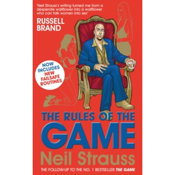 The Rules of the Game: The Stylelife Challenges and the Style Diaries by Neil Strauss (Paperback, 2008)
