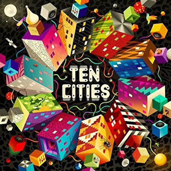 Soundway Records Present - Ten Cities Vinyl