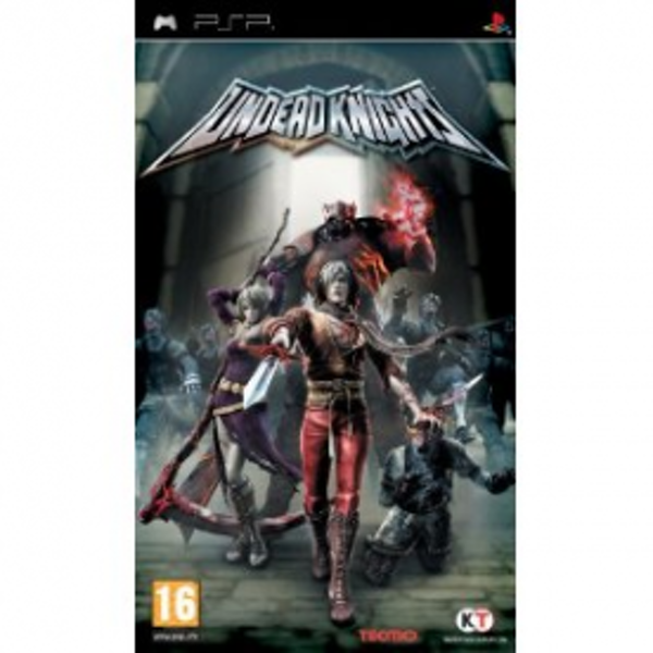 Undead Knights Game PSP