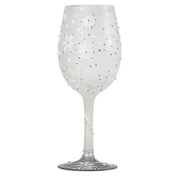 Lolita Winter Wine Glass