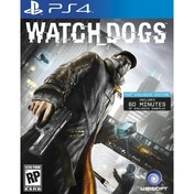 Watch Dogs Game PS4 (Includes 60 Minutes of Extra Gameplay)