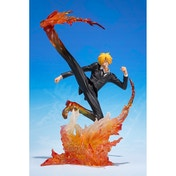 Sanji Diable Jambe Premier Hachis (One Piece Pirates) Bandai Tamashii Nations Figure