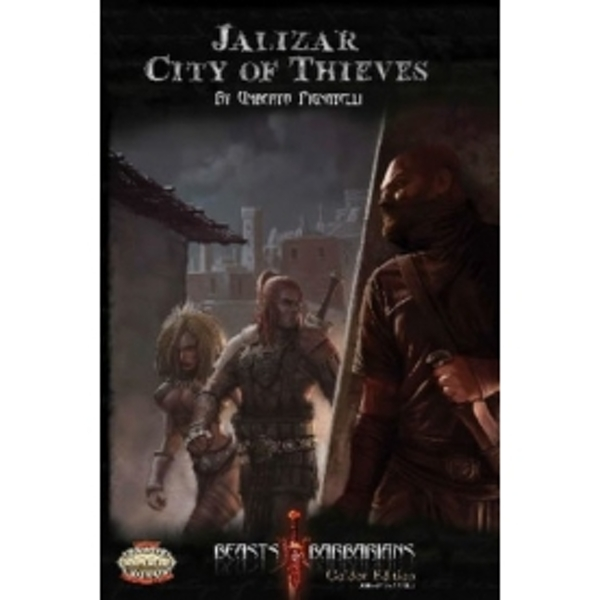 City of Thieves Jalizar