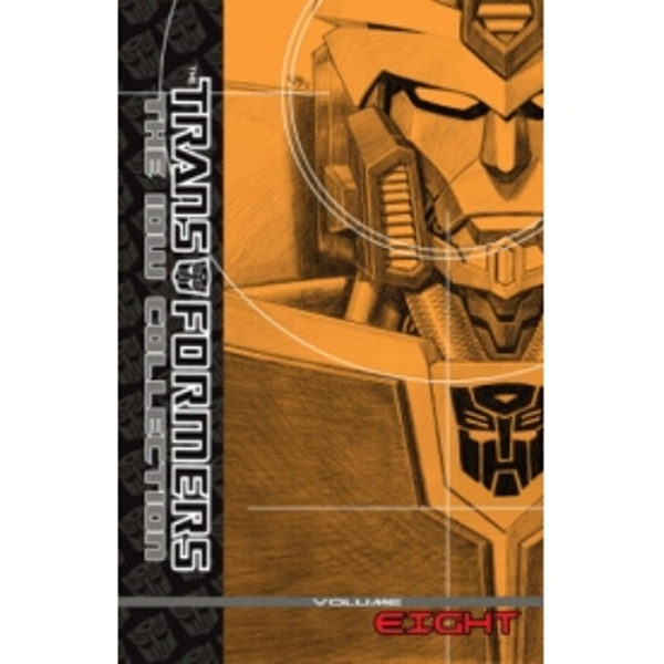 Transformers: The IDW Collection Volume 8 Hardcover