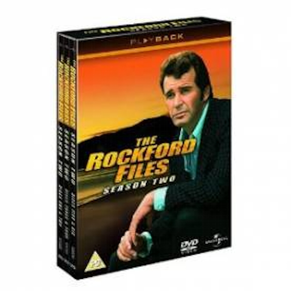 The Rockford Files: Season 2 DVD