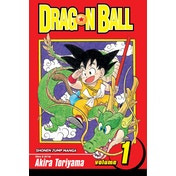 Dragon Ball, Vol. 1: The Monkey King Paperback - Illustrated, 6 Oct. 2008