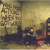 Plan B Who Needs Actions When You Got Words CD