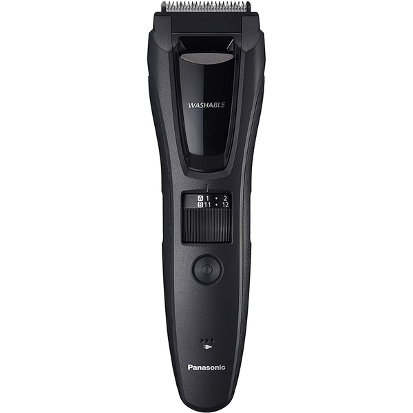 Panasonic ERGB62H Mains and Rechargeable Beard & Hair Trimmer - Black UK Plug
