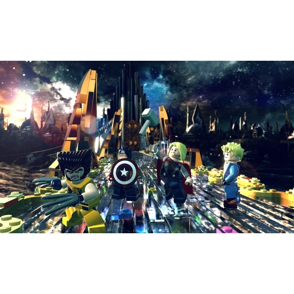 Lego Marvel Super Heroes Game PC - Image 7
