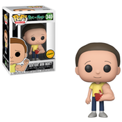 Sentinent Arm Morty Chase Edition (Rick & Morty) Funko Pop! Vinyl Figure