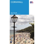 Cornwall by Ordnance Survey (Sheet map, folded, 2016)