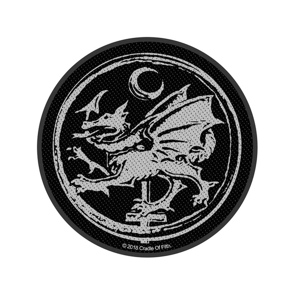Cradle Of Filth - Order of the Dragon Standard Patch