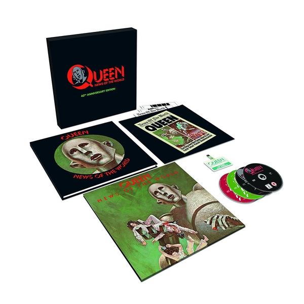 Queen - News Of The World (40th Anniversary Edition) CD