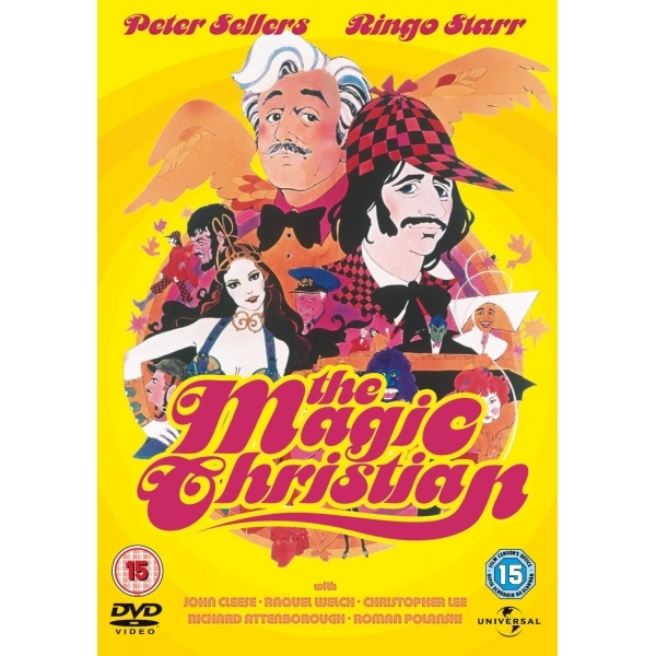 The Magic Christian DVD