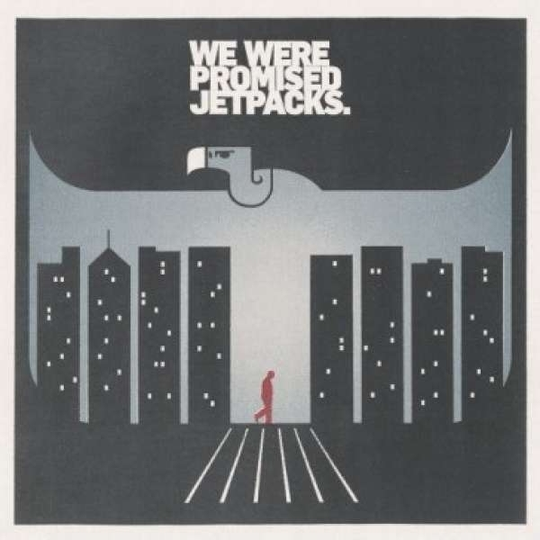 We Were Promised Jetpacks - In The Pit of the Stomach CD