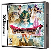 Dragon Quest IV 4 Chapters Of The Chosen Game DS (#)