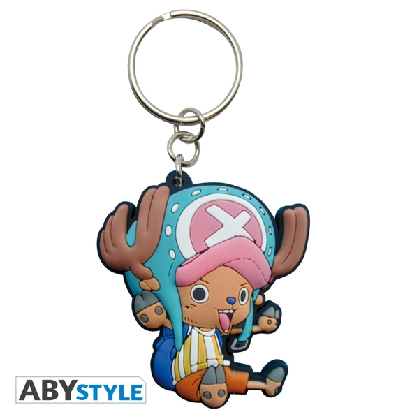 One Piece - Chopper Sd PVC Keyring