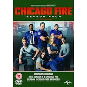 Chicago Fire - Season 4 DVD