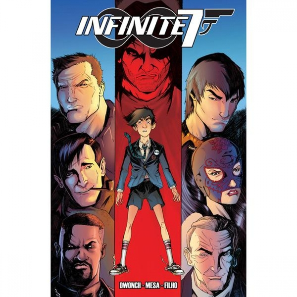 Infinite Seven  Volume 1: Kill Replace Kill