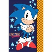 Sonic The Hedgehog Stars Maxi Poster