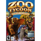 Zoo Tycoon Complete Collection Game MAC