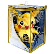 Pokemon 20th Anniversary Special Edition Pikachu Waving Plush