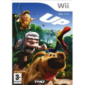 Disney Pixar UP Game Wii