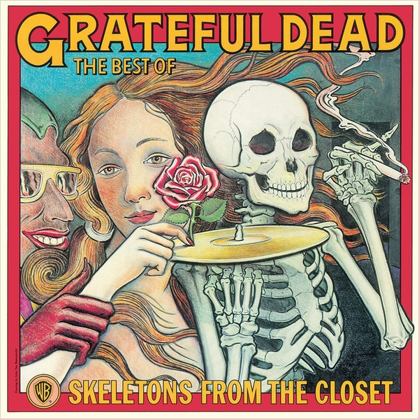 The Grateful Dead - The Best Of Skeletons From The Closet Vinyl
