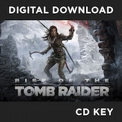 Rise of the Tomb Raider PC CD Key Download for Steam