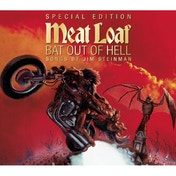 Meat Loaf - Bat Out of Hell Special Edition CD & DVD