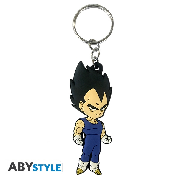 Dragon Ball - Dbz/Vegeta PVC Keyring