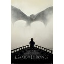 Game Of Thrones A Lion And A Dragon 24 x 36 Inches Maxi Poster
