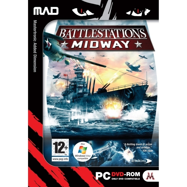 Ex-Display Battlestations Midway Game PC Used - Like New