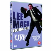 Lee Mack Going Out Live DVD