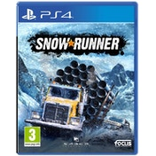 Snowrunner PS4 Game