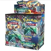 Pokemon TCG: Sun & Moon 7 Celestial Storm Booster Box (36 Packs)
