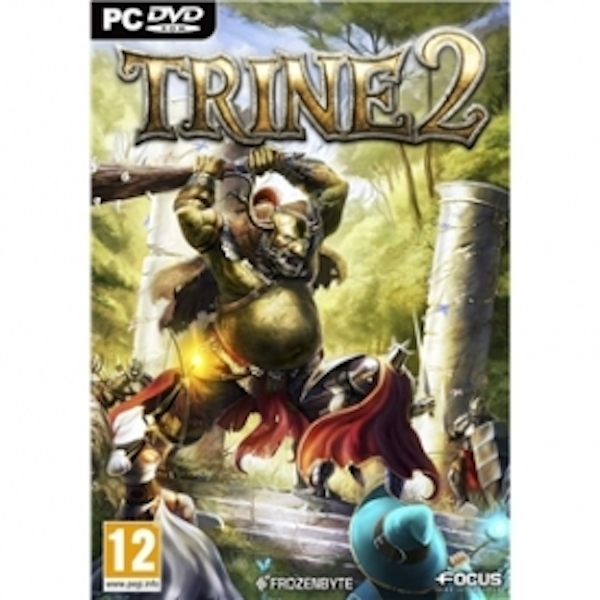 Trine 2 Collector's Edition Game PC