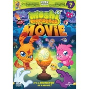 Moshi Monsters Limited Edition DVD