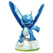 Whirlwind (Skylanders Spyro's Adventure) Air Character Figure (Ex-Display) Used - Like New