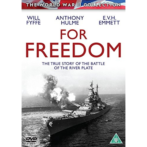For Freedom DVD