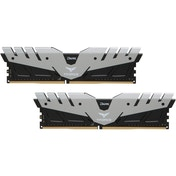 Team Group Dark T-Force 16GB (2x8GB) DDR4 PC4-25600C16 3200MHz Dual Channel Kit - Black/Grey (TDGED4