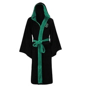 Harry Potter Slytherin Womens Bathrobe