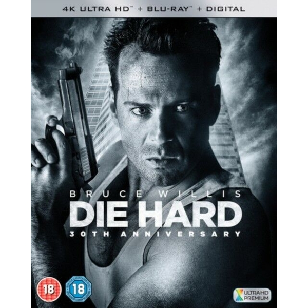 Die Hard 30th Anniversary 4K UHD Blu-ray
